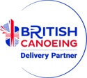British Canoeing Delivery Partner Logo